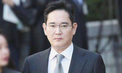 Samsung'un başkan yardımcı Jay Y. Lee, 2.5 yıl hapis cezasına çarptırıldı