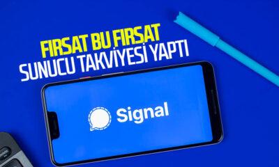Signal, WhatsApp'tan ayrılan kullanıcılar nedeniyle sunucularını genişletti