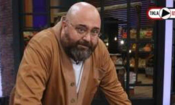 Somer Sivrioğlu'nun Türk Mutfağı İle İlgili Sözleri Tepki Çekti