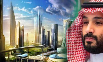 Suudi Arabistan Veliaht Prensi Muhammed bin Selman, otomobillerin olmadığı temiz bir şehir kuracak