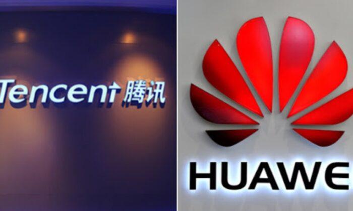 Tencent, tüm oyunlarını Huawei uygulama mağazasından kaldırdı