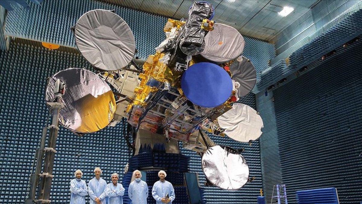 Türksat 5A nın yeni fırlatma tarihi 8 Ocak olarak açıklandı #1