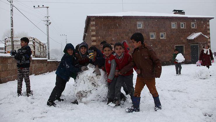 17 Şubat 2021 Çarşamba okulların tatil olduğu iller