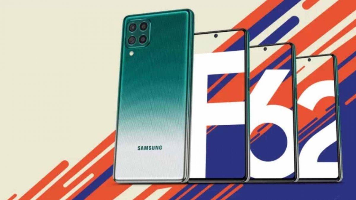 Dev bataryalı Samsung Galaxy F62 tanıtıldı: İşte fiyatı ve özellikleri