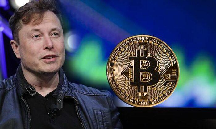 Elon Muskın 1 aylık Bitcoinden elde ettiği kar, Teslayı geride…