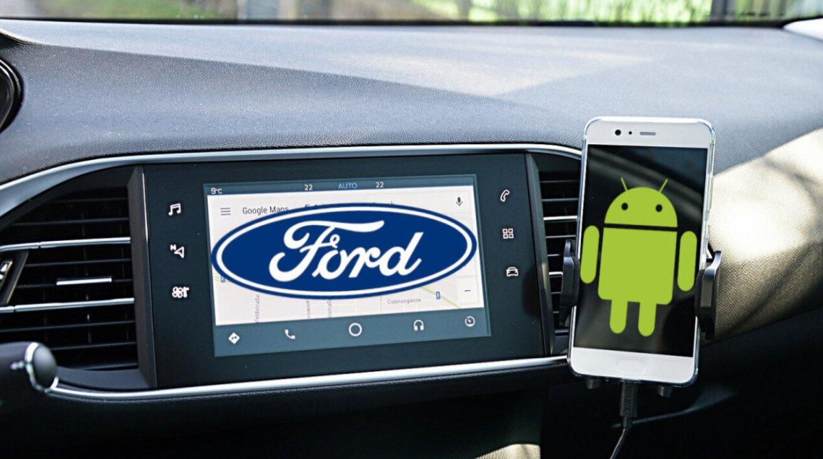 Ford ve Google'dan elektrikli araçlar için iş birliği