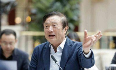 Huawei CEO'su Ren Zhengfei, baskıları azaltmak için Joe Biden ile görüşmek istiyor