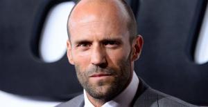 Jason Statham Türkiye'ye Geldi