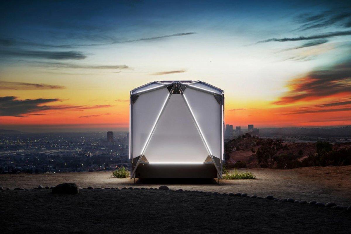 Tesla ve SpaceX tasarımcılarından uzay barakası: Jupe