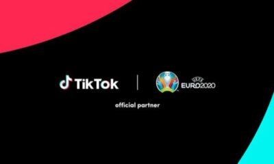 TikTok, UEFA EURO 2020'nin resmi sponsoru oldu