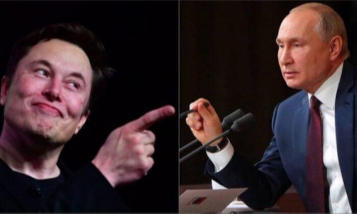 Vladimir Putin'i Clubhouse'ta konuşmaya davet eden Elon Musk'a ilk cevap geldi