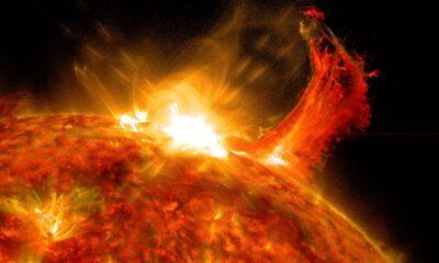 Bilim insanları, Güneş patlamalarının kaynağını ilk kez belirledi