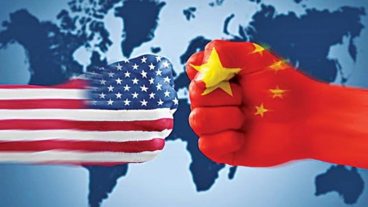 Çin, teknoloji alanında ABD yi geçmeyi hedefliyor #1