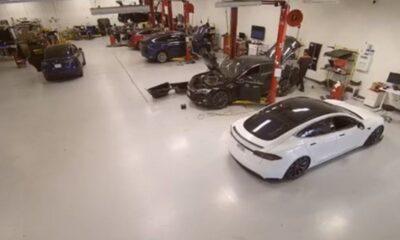 Cloudflare ve Tesla'nın güvenlik kameraları hacklendi