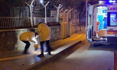 Diyarbakır'da sokak ortasında kadın cinayeti