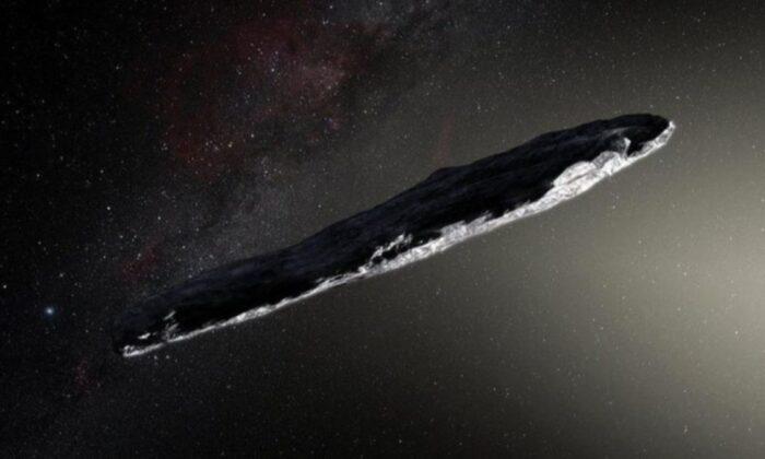 Gizemli nesne Oumuamua ile ilgili yeni gelişme: Plüton benzeri gezegenden geldi