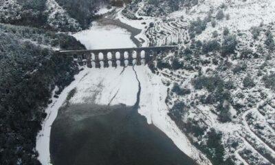 İSKİ İstanbul barajlarındaki son durumu açıkladı