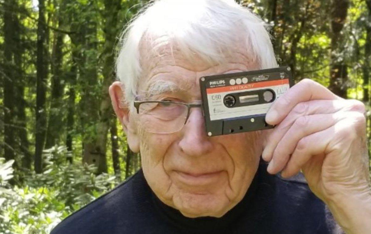 Kasetin Mucidi Lou Ottens, 94 yaşında yaşamını yitirdi