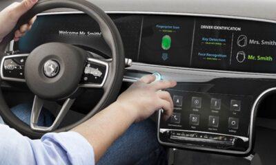 Samsung, otomobiller için parmak izi teknolojisi geliştiriyor
