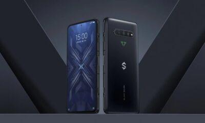 Xiaomi, yeni oyuncu telefonları Black Shark 4 ve Black Shark 4 Pro'yu tanıttı