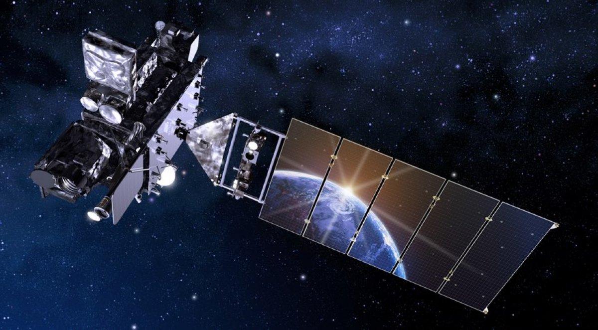 ABD'nin 19 yıl önce fırlattığı uydu 16 parçaya ayrıldı