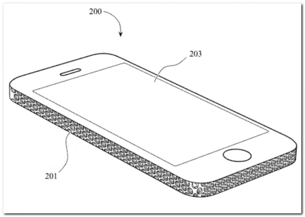 Apple'dan yeni patent: Mac Pro'nun rende tasarımı iPhone'lara gelebilir