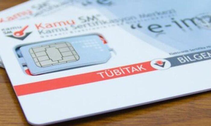 Elektronik ve mobil imza sayısı 5.5 milyona yaklaştı