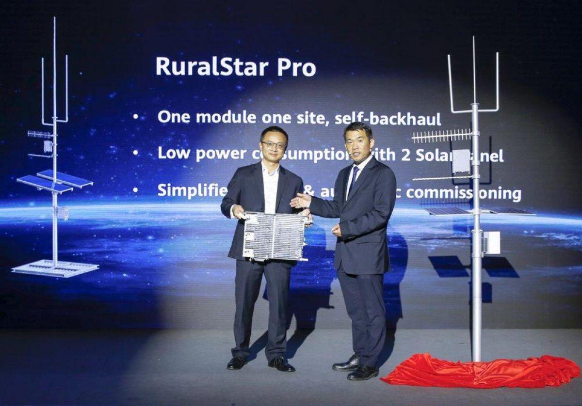 Huawei den kırsal bölgelere kapsama çözümü: RuralStar Pro #1