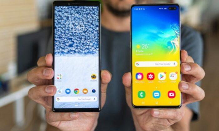 Sony, mobil sensör pazarında Samsung'a fark attı