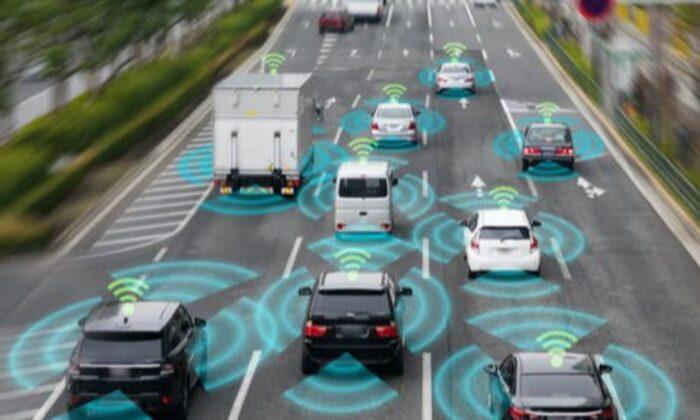 2021 Şanghay Otomobil Fuarı'nda otonom araçlar öne çıktı