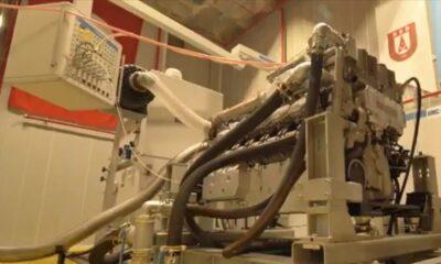 ALTAY tankı için geliştirilen yerli motor BATU ilk kez ateşlendi