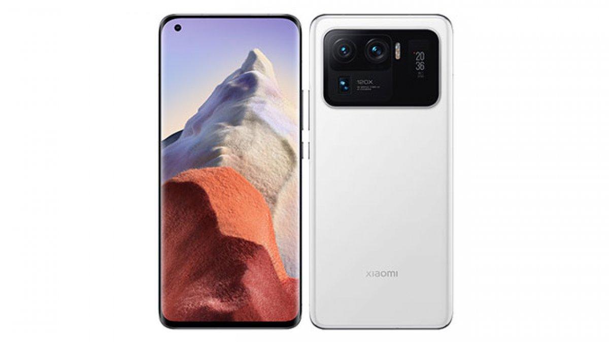 En iyi kameraya sahip telefon Xiaomi Mi 11 Ultra Avrupa'ya geliyor