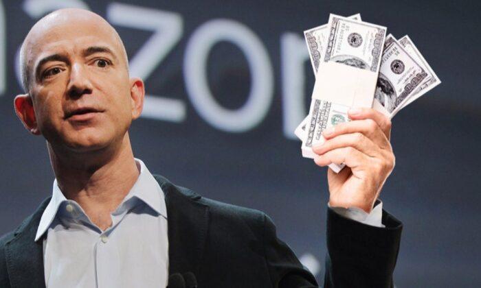 Jeff Bezos, 2.5 milyar dolar hisse sattı: Blue Origin'e harcayacak