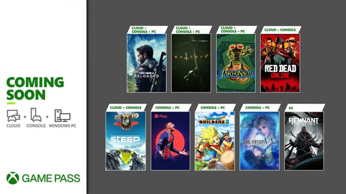Mayıs ta Xbox Game Pass e eklenecek oyunlar #1