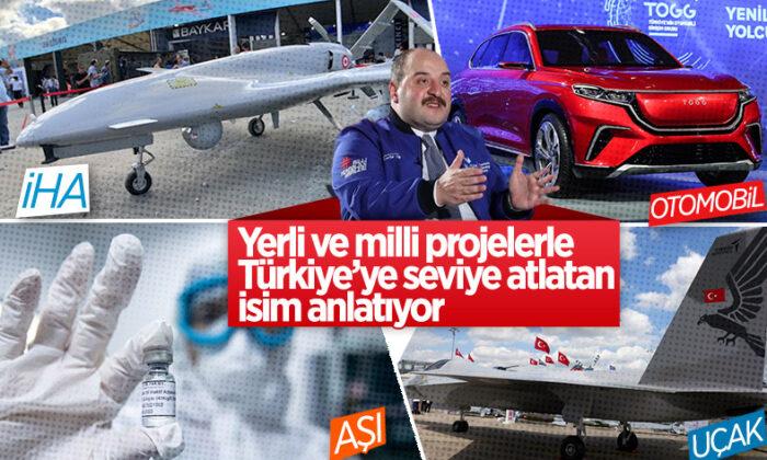 Mustafa Varank: Dünya, Türkiye'nin İHA'larını konuşuyor