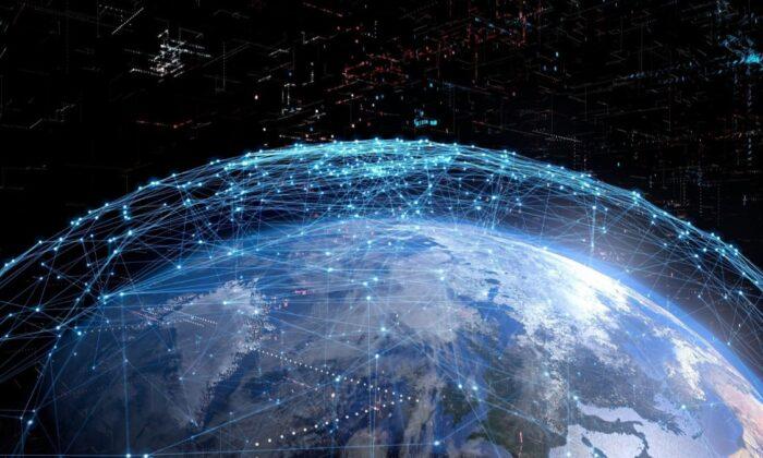 Rakip şirketler, Starlink internet uydularından rahatsız